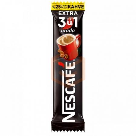Nescafe 3ü1 Arada Bol Kahveli (extra ) 48' li Paket   Gıda Ambarı