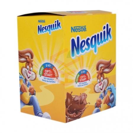 Nestle Nesquik Stick Tek İçimlik 14.3 Gr 32'li Paket | Gıda Ambarı
