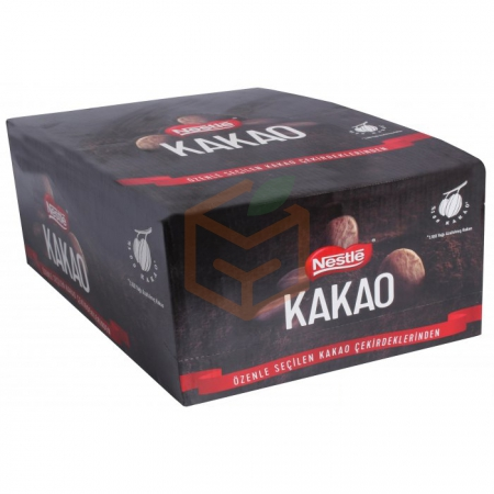Nestle Çikolata Şefi 100 Gr (kakao) 12' li Paket Toptan -  - Pasta Malzemeleri -