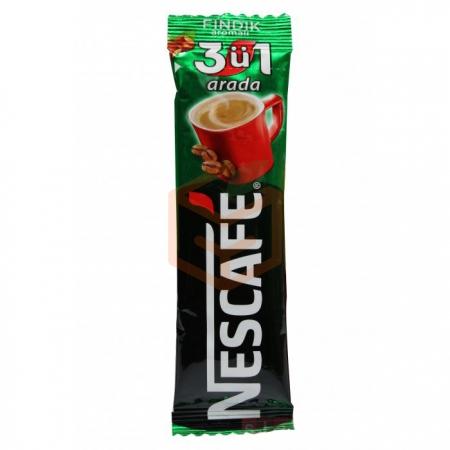 Nescafe 3ü1 Arada Fındıklı 48' li Paket | Gıda Ambarı