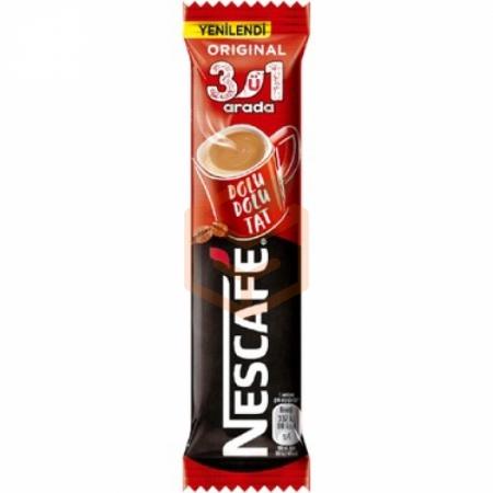 Nescafe 3ü1 Arada (1,25 Tl) - 96li Paket (k:8)