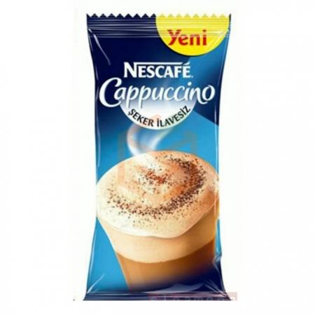 Nescafe Cappuccino Light 10.5 Gr şekersiz 18' li Paket | Gıda Ambarı