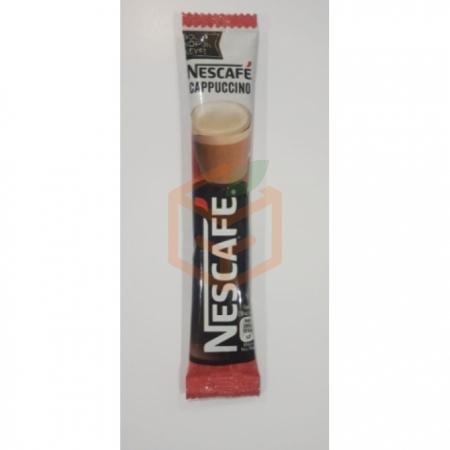 Nescafe Cappuccino Şekerli 14,5 Gr 18' li Paket | Gıda Ambarı