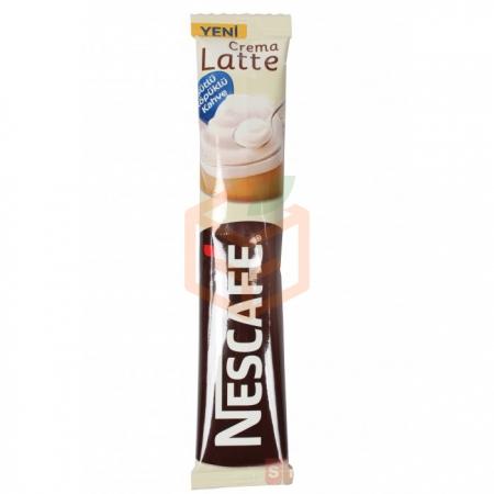 Nescafe Crema Latte 17 Gr 24' lü Paket | Gıda Ambarı