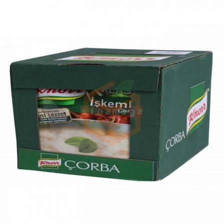 Knorr Çorba İşkembe Çorba 12' li Paket | Gıda Ambarı