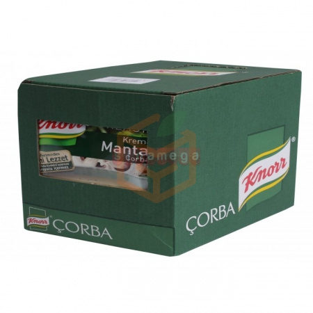 Knorr Çorba Kremalı Mantar Çorba  12' li Paket | Gıda Ambarı
