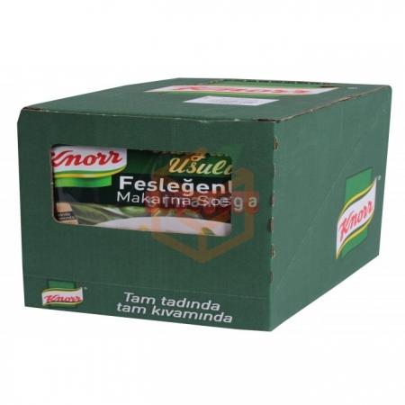 Knorr Makarna Sosu Fesleğenli 12' li Paket | Gıda Ambarı