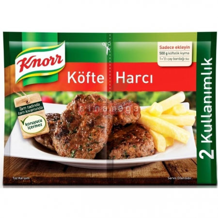 Knorr Köfte Harcı 12' li Paket | Gıda Ambarı