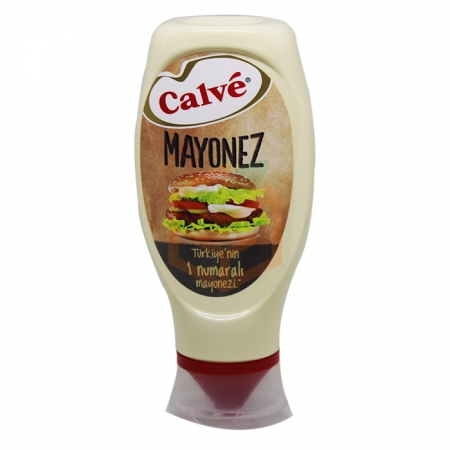 Calve Mayonez 350 Gr 8' li Koli | Gıda Ambarı