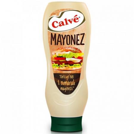 Calve Mayonez 540 Gr 12' li | Gıda Ambarı
