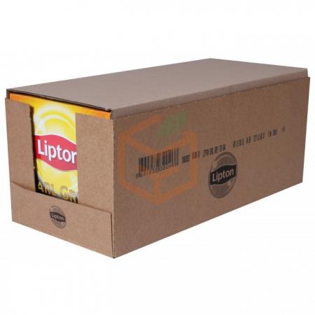Lipton Early Grey 100' lü Bardak  6' lı Koli | Gıda Ambarı