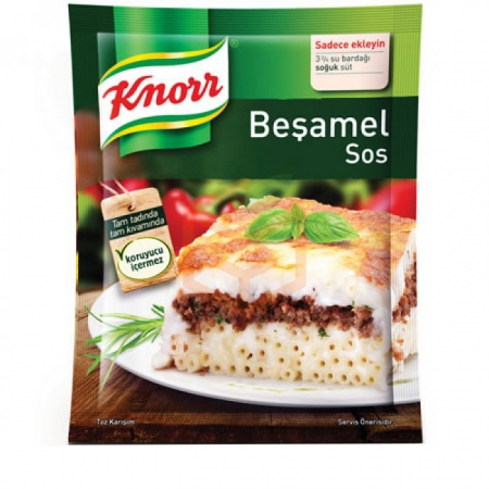 Knorr Beşamel Sos  12' li Paket | Gıda Ambarı