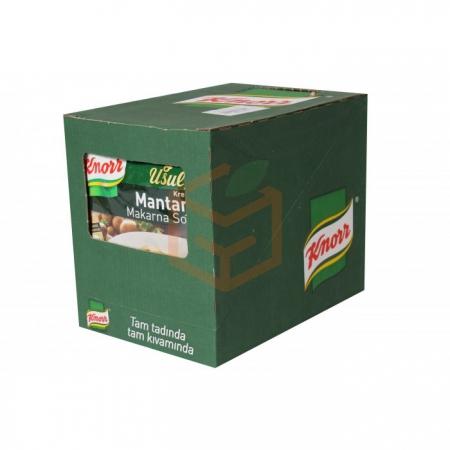 Knorr Makarna Sosu Kremalı Mantarlı  12' li Paket | Gıda Ambarı
