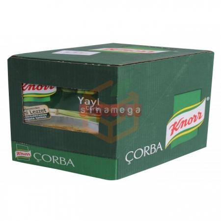 Knorr Çorba Yayla Çorba  12' li Paket   Gıda Ambarı