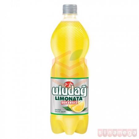 Uludağ 1 Lt Şekersiz Limonata  12' li Koli   Gıda Ambarı