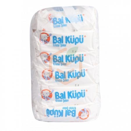 Balküpü Paket Toz Şeker 5 kg  6' lı Koli | Gıda Ambarı