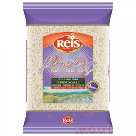 Reis 1000 Gr Jasmine Pirinç  20' li Paket | Gıda Ambarı