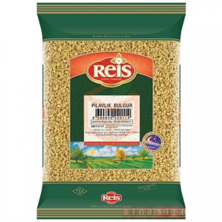 Reis 2500 Gr Pilavlık Bulgur  6' lı Paket | Gıda Ambarı