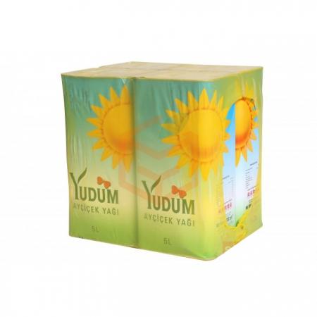 Yudum Ayçiçek 5 Kg 4' lü Koli | Gıda Ambarı
