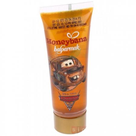 Balparmak Honeybana Çam Balı 40 Gr (tüp)  12' li Paket