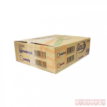 Gold Kremfıstık  340 Gr 12' li Koli Toptan - Tatlı Ürünleri - Ezmeler -