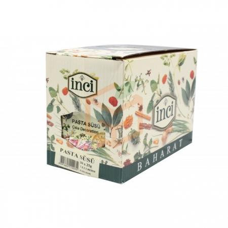 İnci Pasta Süsü Poşet 25 Gr 10' lu Paket | Gıda Ambarı