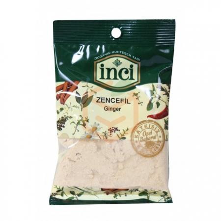 İnci Zencefil Poşet 40 Gr 10' lu Paket | Gıda Ambarı