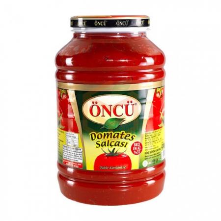 Öncü 4300 Gr Domates Salçası  4' lü Koli | Gıda Ambarı