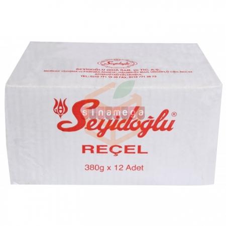 Seyidoğlu Reçel Çilek 380 gr - 12' li Koli | Gıda Ambarı