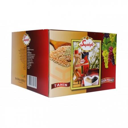 Seyidoğlu (set) 740 Gr Tahin+pekmez  12' li Koli | Gıda Ambarı