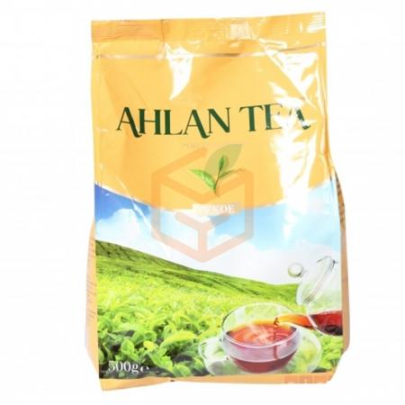 Ahlan Tea Pekoe  500 Gr (sarı) 6' lı Koli | Gıda Ambarı