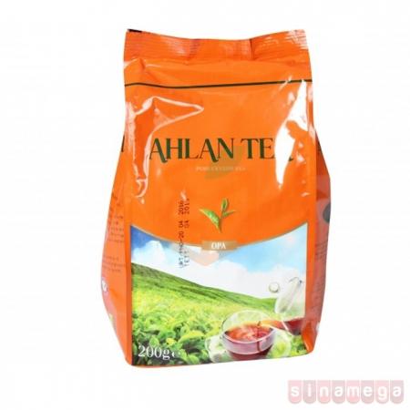 Ahlan Tea 200gr Opa (turuncu) - 10lu Koli