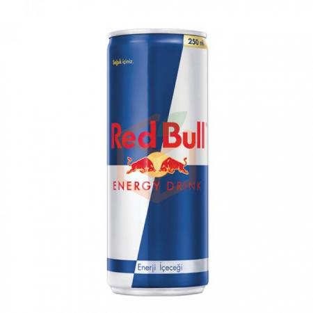 Redbull Energy Drınk 250ml - 24lü Koli