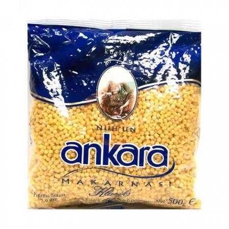 Ankara Makarna 500 Gr Kuskus 20' li Koli | Gıda Ambarı