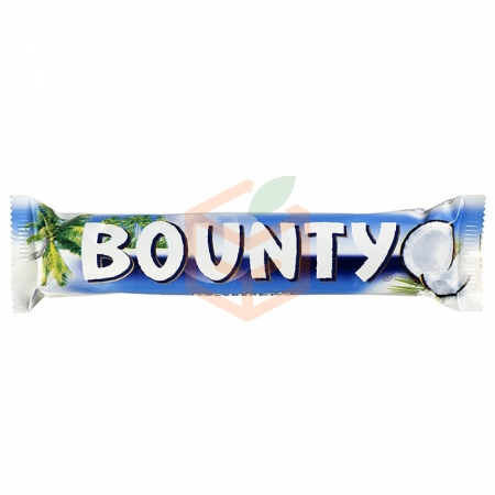 Bounty Hindistan Cevizli Çikolata 57 Gr 24' lü Paket | Gıda Ambarı