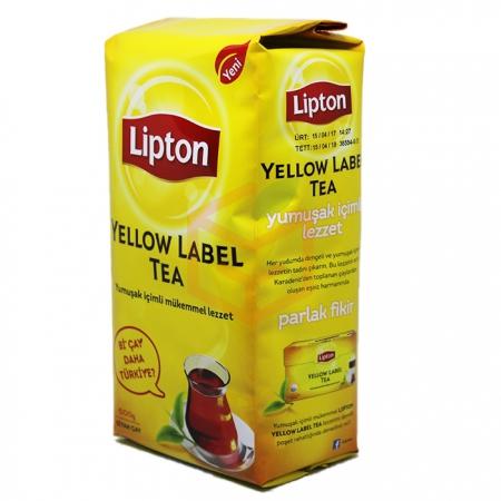 Lipton Yellow Label 500 Gr 16' lı Koli | Gıda Ambarı