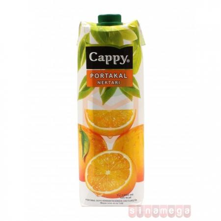 Cappy Portakal 1 Lt 12' li Koli | Gıda Ambarı
