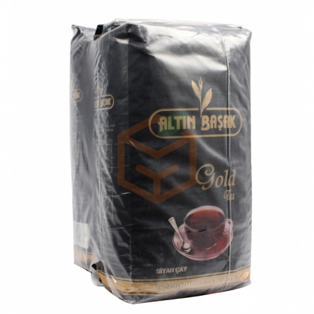 Altın Başak Gold Tea Siyah Çay 5 kg  2' li Koli   Gıda Ambarı