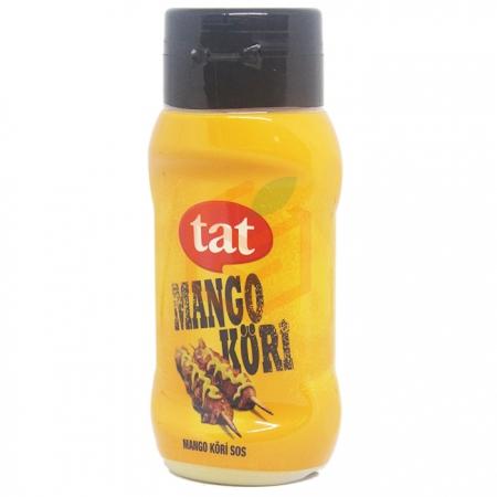Tat Mango Köri Sos 270 cc  6' lı Koli   Gıda Ambarı