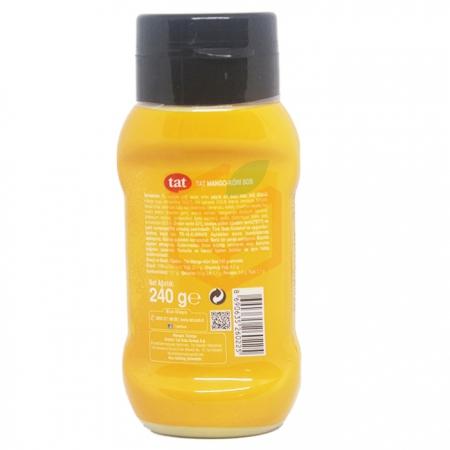 Tat Mango Köri Sos 270 cc  6' lı Koli | Gıda Ambarı