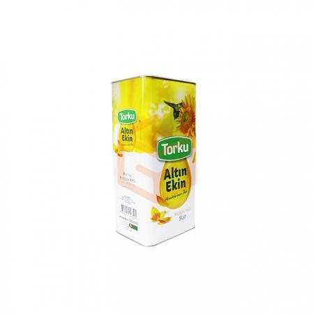 Torku Ayçiçek Yağı 5 Lt  4' lü Koli   Gıda Ambarı
