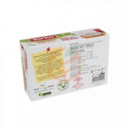 Torku Küp Şeker 1 kg 360' lı  20' li Koli | Gıda Ambarı