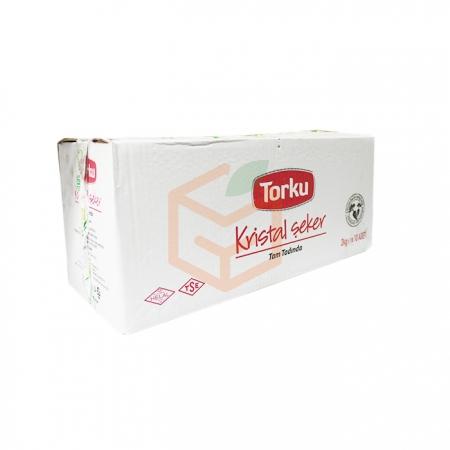Torku Paket Toz Şeker 2 kg  10' lu Koli | Gıda Ambarı