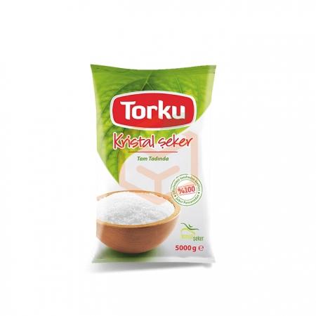 Torku Paket Toz Şeker 5 Kg  5' li Koli | Gıda Ambarı
