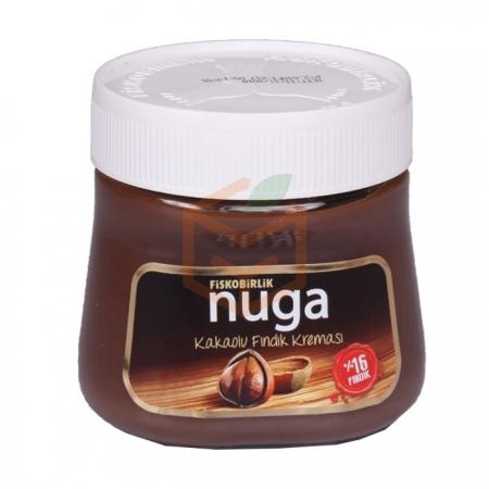 Fiskobirlik Nuga Kakaolu Fındık Kreması 350 Gr 12' li Koli | Gıda Ambarı