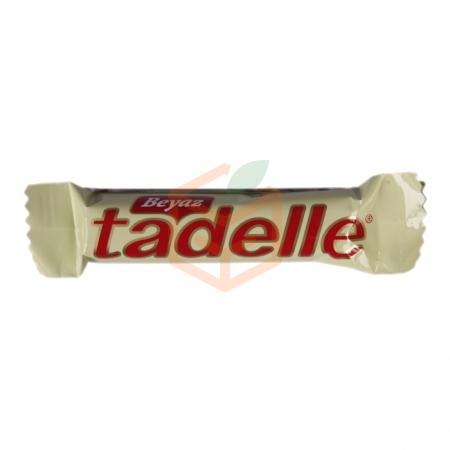 Tadelle Beyaz Çikolatalı Gofret 35 Gr 24' lü Paket | Gıda Ambarı
