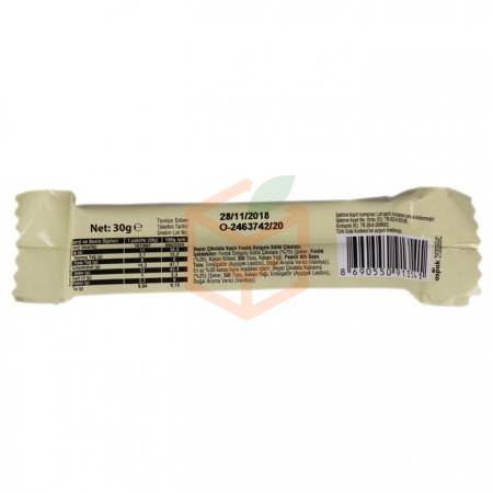 Tadelle Beyaz Çikolatalı Gofret 35 Gr 24' lü Paket Toptan Atıştırmalıklar Çikolata
