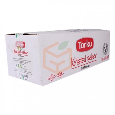 Torku Paket Toz Şeker 1 Kg  20' li Koli | Gıda Ambarı
