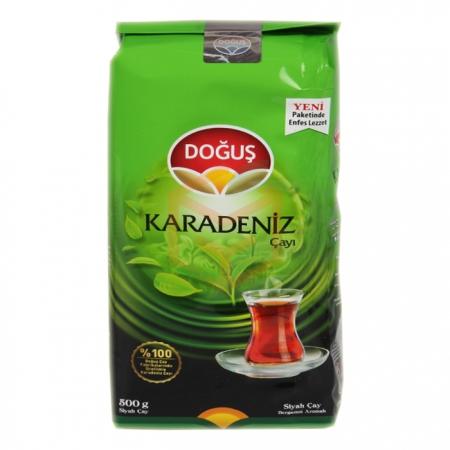 Doğuş Karadeniz Çayı 500 Gr  12' li Koli Toptan - İçecekler - Çaylar -