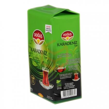 Doğuş Karadeniz Çayı 500 Gr  12' li Koli | Gıda Ambarı